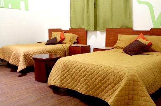 Hostel Amigo: Habitación doble
