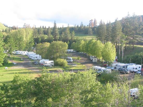 Knutsford / Kamloops RV Campground