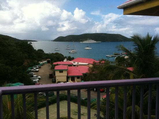 Leverick Bay Resort: Room view