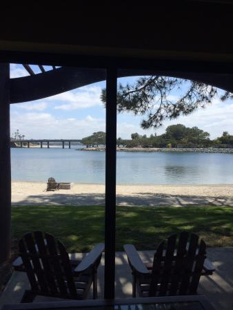 Paradise Point Resort & Spa: room view