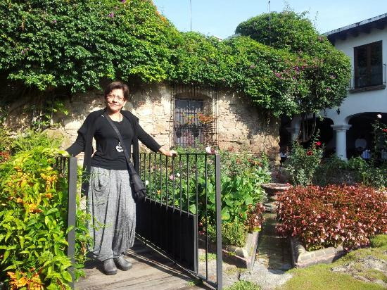 Hotel Posada de Don Rodrigo: Near the restaurant