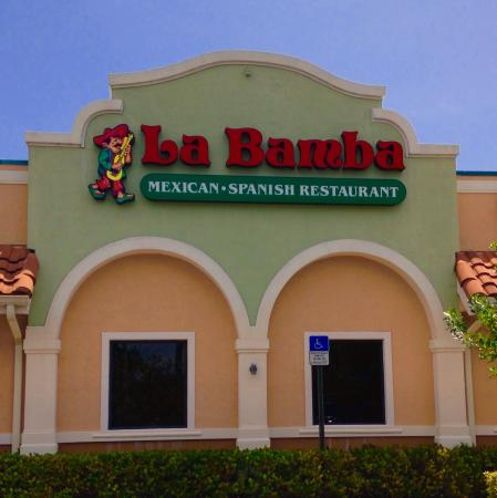 La Bamba Mexican North Palm Beach