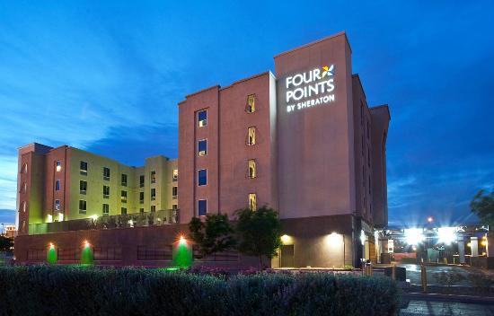 Four Points by Sheraton Las Vegas East Flamingo : Exterior