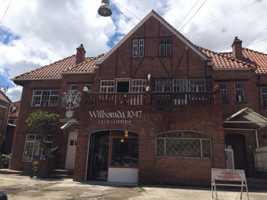 Casa Libreria Wilborada 1047