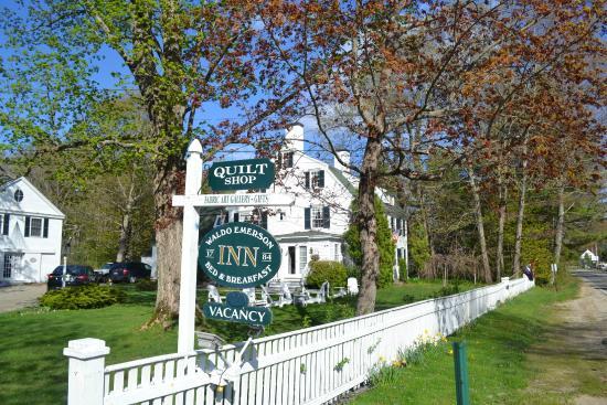 Waldo Emerson Inn