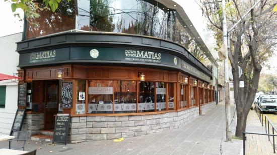 Down Town Matias - Mendoza