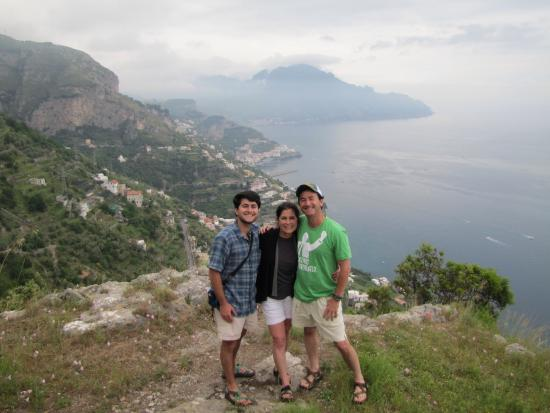 """Simply Amalfi  Tours: """"We're on top of the World"""""""