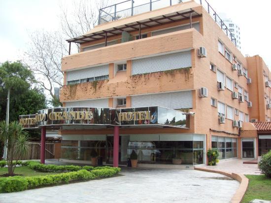 Salto Grande Hotel: muy bien ubicado