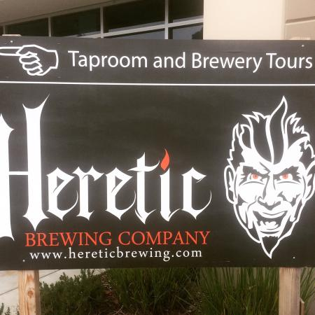 ‪Heretic Brewing Company‬