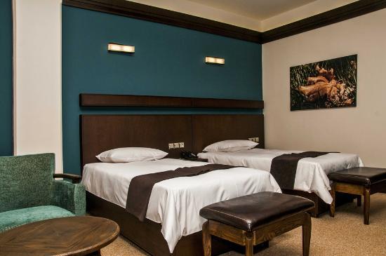 Eskan Hotel: Rooms