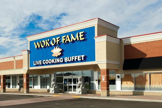 Wok of Fame
