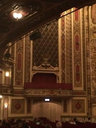 cadillac palace theatre inside theater. Cars Review. Best American Auto & Cars Review