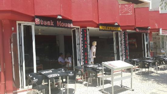 Hollywood Steak House