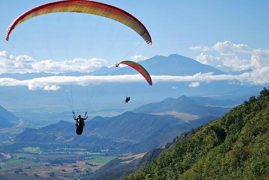 Adventure Paragliding