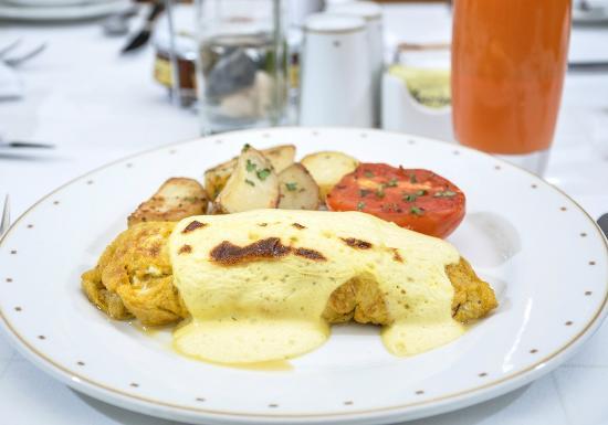 Omelette en Omaggio.