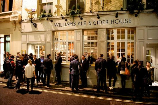‪The Williams Ale & Cider House‬