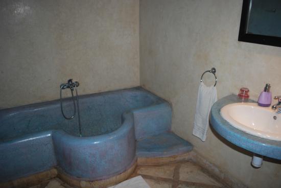 Riad L'Orchidee: Salle de bains