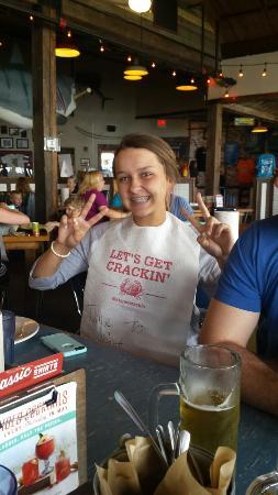 Joe's Crab Shack: Birthday girl