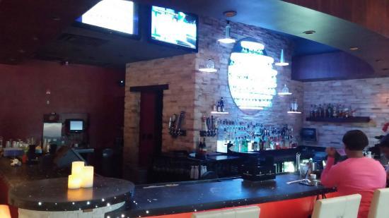 Rangetsu: inside bar