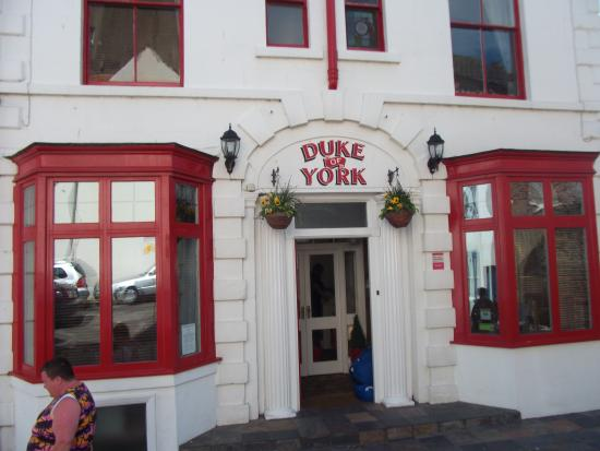 Duke of York Guest House: the beautiful duke of york