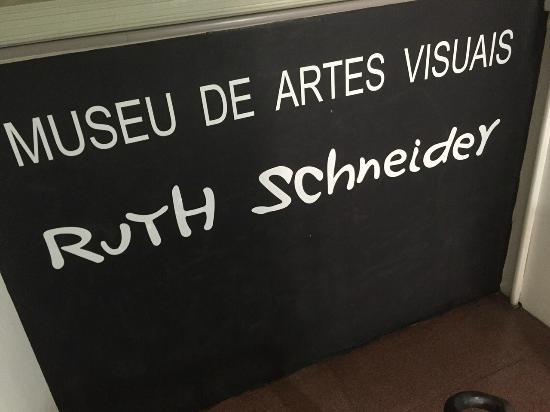 Museu de Artes Visuais Ruth Schneider - MAVRS