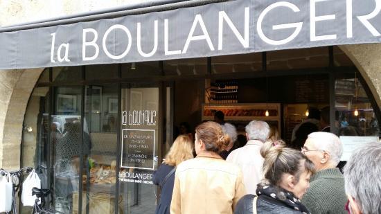 La Boulangerie Saint Michel