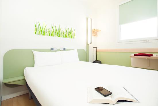 Ibis Budget Madrid Centro Las Ventas : Habitación doble