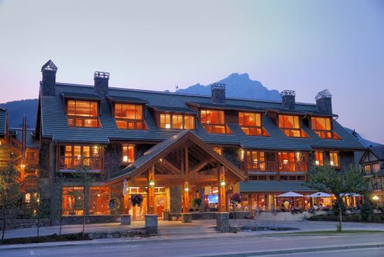 Fox Hotel Banff Deals