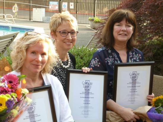 แคลกามัส, ออริกอน: Celebrate Literacy Award Winners at Monarch Hotel