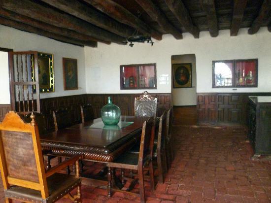 Arredamento coloniale nel convento foto di cattedrale di for Arredamento coloniale