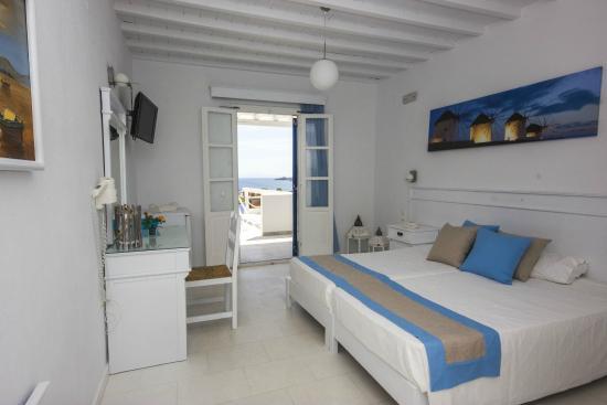 Hotel Eva: SUPERIOR SEA VIEW ROOM