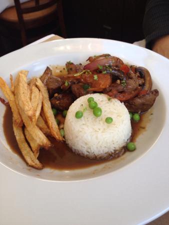 Jhony's Peruvian cuisine