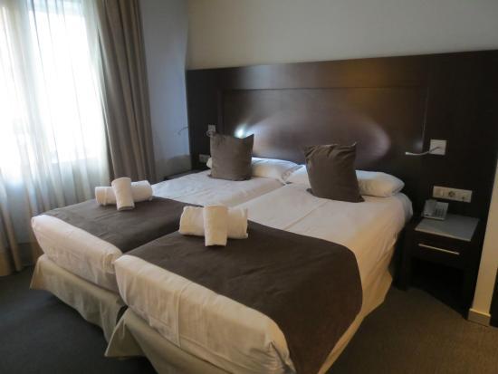 Hotel Madanis Liceo: Habitación Doble - 2camas