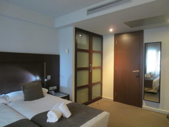 Hotel Madanis Liceo: Habitación Doble
