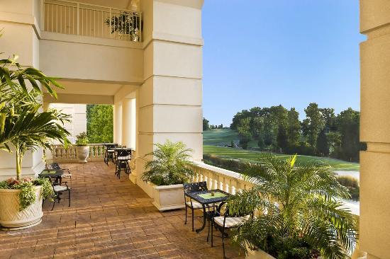 The Ballantyne A Luxury Collection Hotel Charlotte Veranda At
