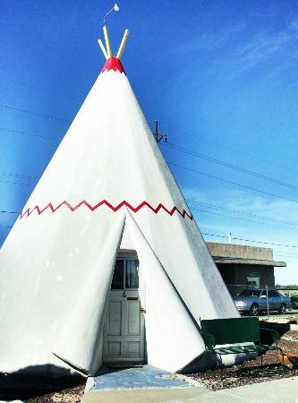 Wigwam Motel: Wigwam Hotel