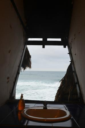 Finca Barlovento Cabana & Maloka: Baño de la Habitación