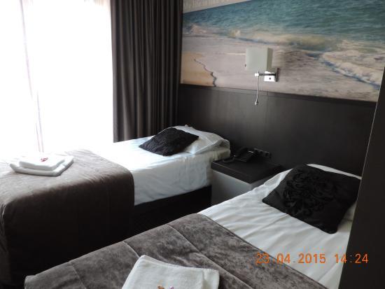 Hotel De Duif : Номер