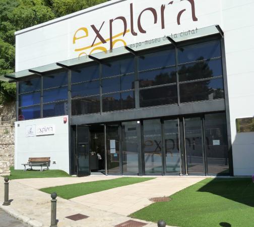 Centro de Interpretacion Turistica Explora