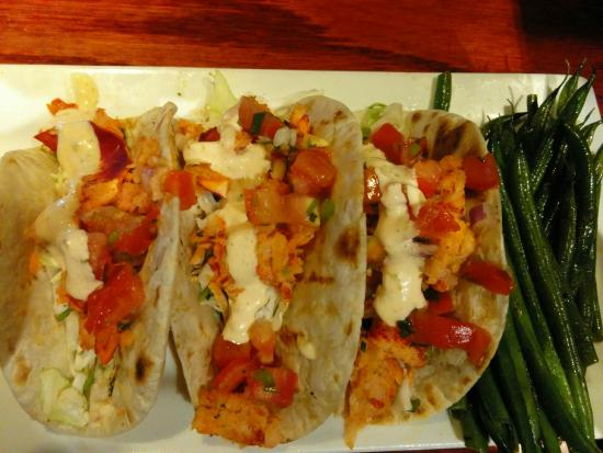 Red Lobster: Lobster Tacos