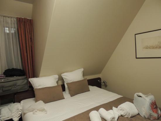 Hotel Atlas Vondelpark: Quarto