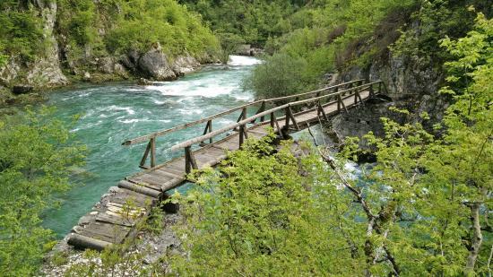 Kolasin Municipality, Montenegro: Mrtvica Canyon