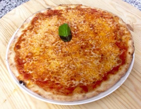 Marina di Davoli, Italie : La nostra pizza SENZA GLUTINE!
