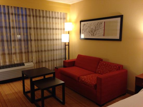 Courtyard Killeen : Room 428
