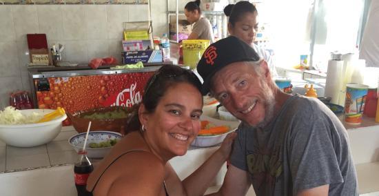 El Rey Del Taco: Best tacos I have ever had plus the price is excellent!!!!!