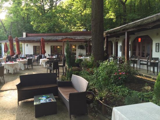La Terrasse de LEtang  Photo de La Terrasse de LEtang, Meudon