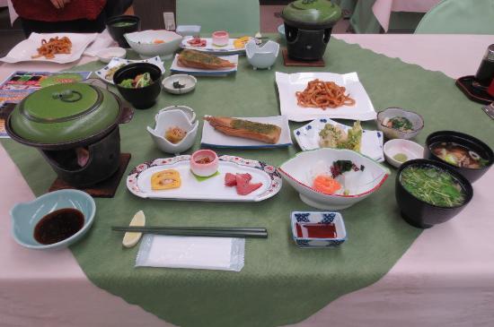 Hotel Hammond Takamiya: 夕食