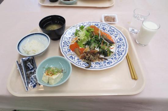 Hotel Hammond Takamiya: 朝食