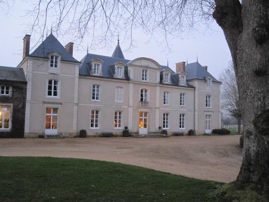 Haras de la Potardiere: Le château