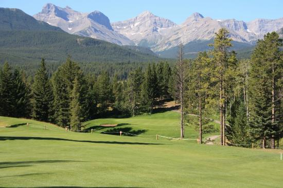 Crowsnest Pass Golf